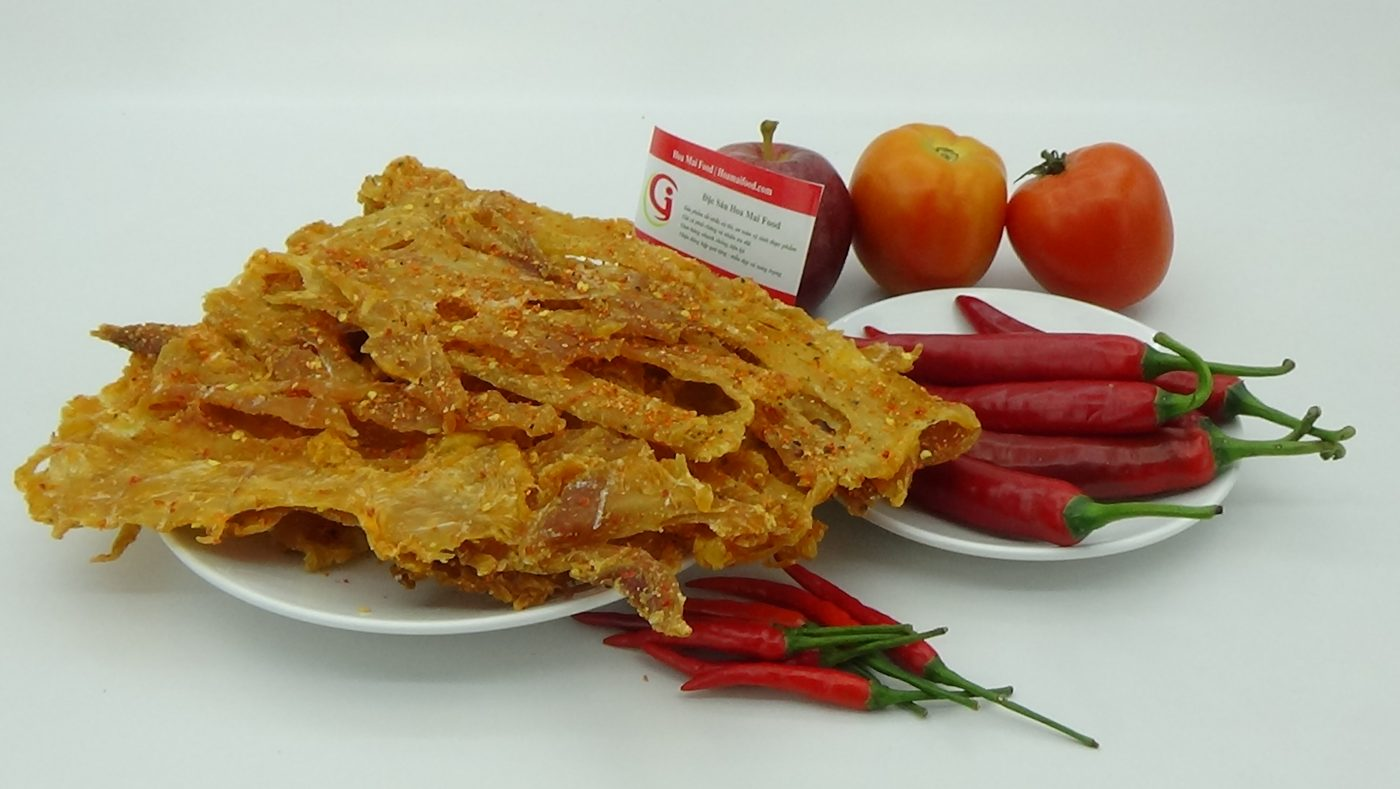 Khô Cá Sấu - Hoa Mai Food