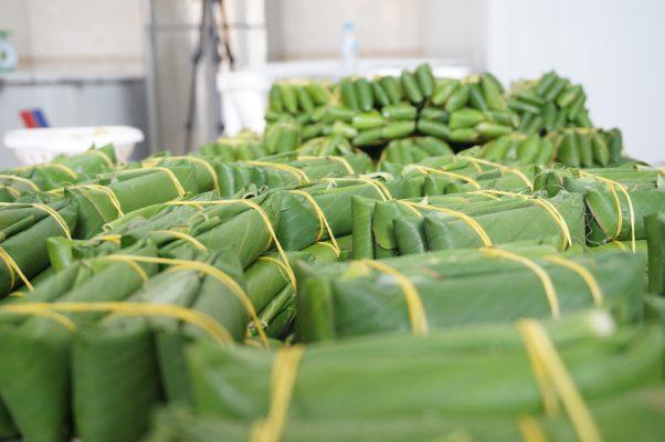 Giò Nóng 7 Phút - Hoa Mai Food