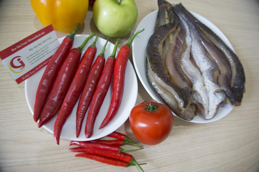 Khô cá lóc làm món gì ngon