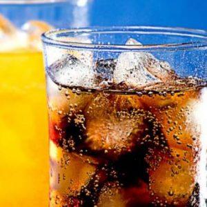 Nước uống có ga gây hại