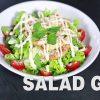 Cách làm salad thịt gà