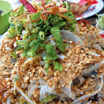Những món ăn đặc sản hương vị biển
