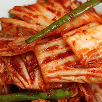 Kim Chi xứ Hàn