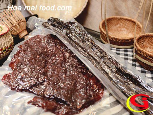 Thịt bò gác bếp Tây bắc Được Nhiều Người Ưa Chuộng