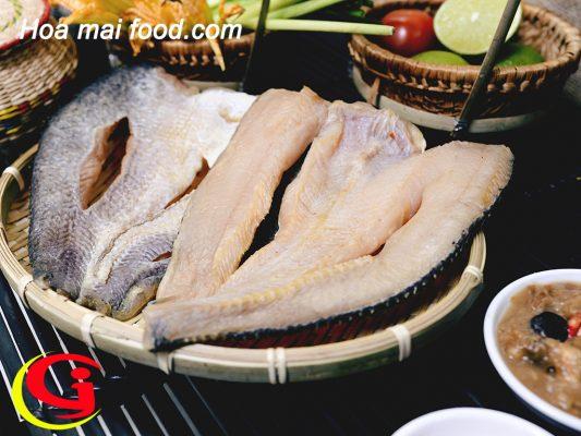 Cá lóc khô - Hoa Mai Food