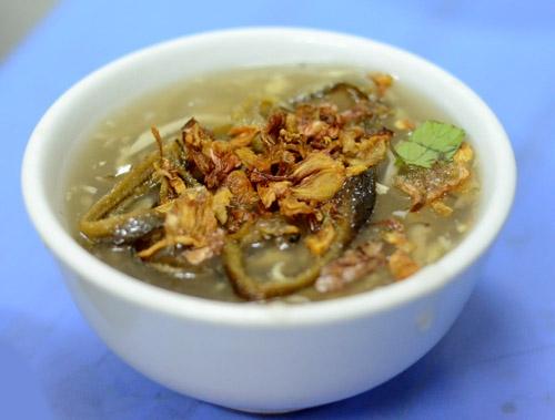 Cháo Lươn cho bữa ăn