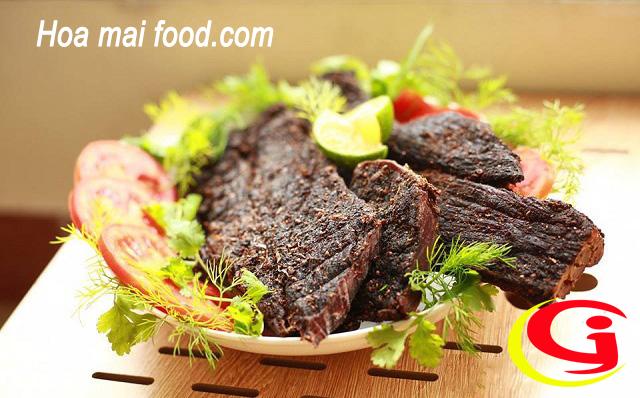 Cách Bảo Quản Thịt Trâu Gác Bếp Tây Bắc