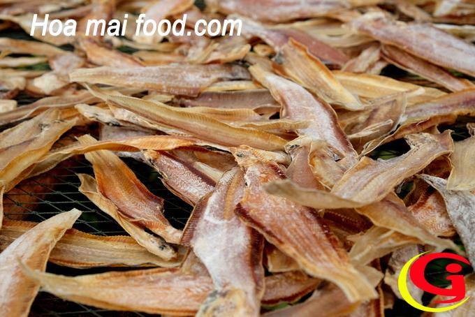 Món Ăn Từ Khô Cá Lưỡi Trâu - Hoa Mai Food