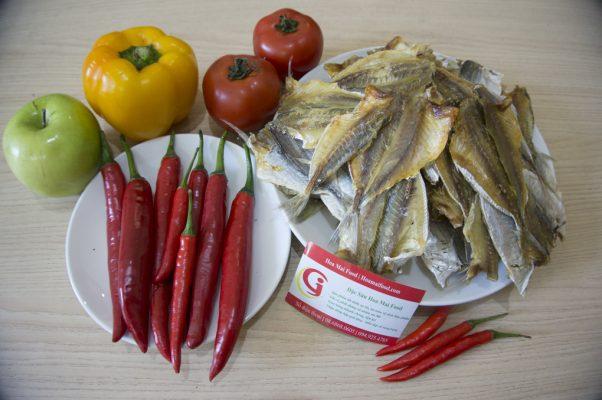 Khô cá chỉ vàng giá bao nhiêu 1kg?